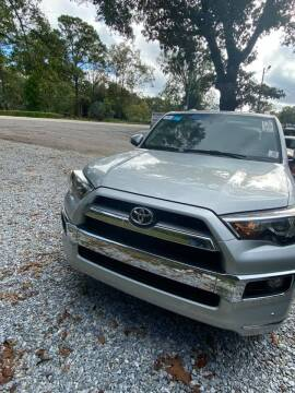 2016 Toyota 4Runner for sale at Triple A Wholesale llc in Eight Mile AL