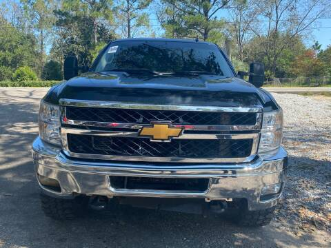 2013 Chevrolet Silverado 2500HD for sale at Triple A Wholesale llc in Eight Mile AL