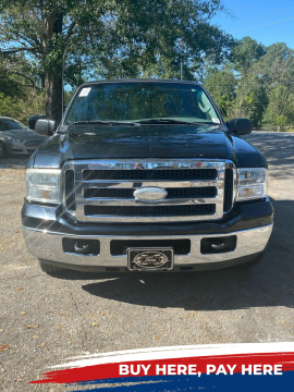 2005 Ford F-250 Super Duty for sale at Triple A Wholesale llc in Eight Mile AL