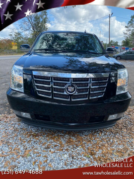 2007 Cadillac Escalade for sale at Triple A Wholesale llc in Eight Mile AL