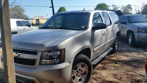 2008 Chevrolet Suburban for sale in Eight Mile, AL