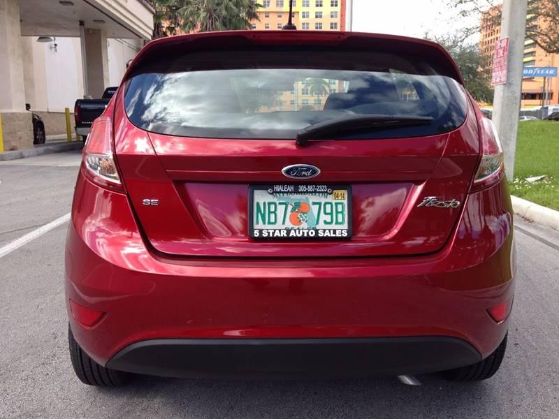 2014 Ford Fiesta SE 4dr Hatchback - Hialeah FL