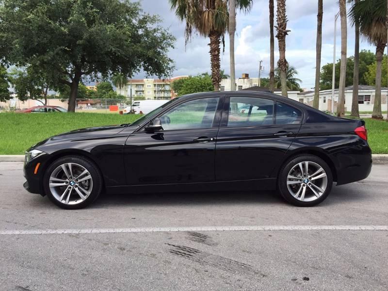 2016 BMW 3 Series 328i 4dr Sedan SULEV SA - Hialeah FL