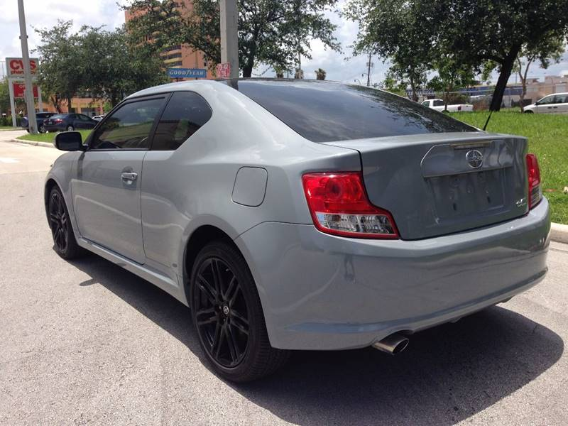 2012 Scion tC 2dr Coupe 6M - Hialeah FL