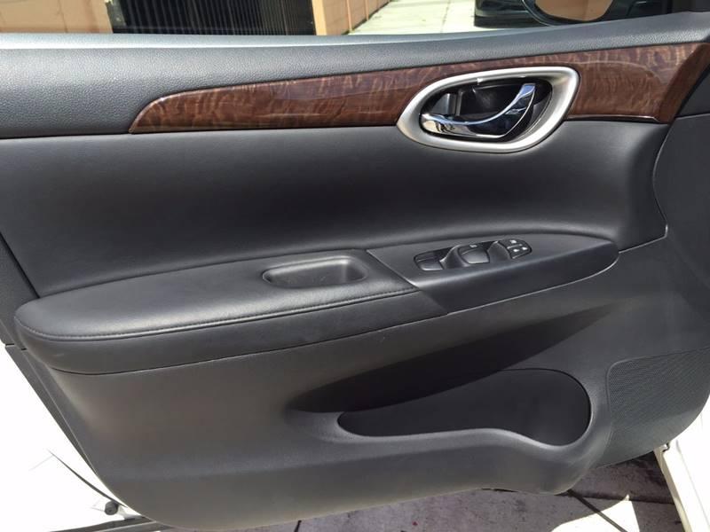 2013 Nissan Sentra SL 4dr Sedan - Hialeah FL