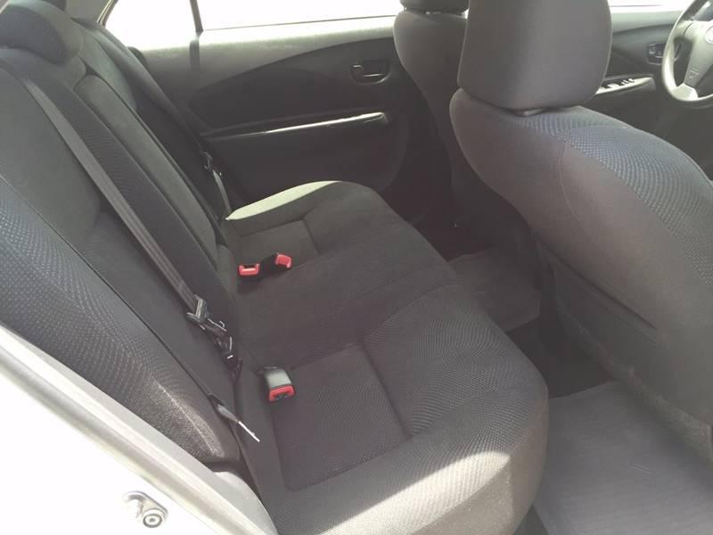 2012 Toyota Yaris Fleet 4dr Sedan 4A - Hialeah FL