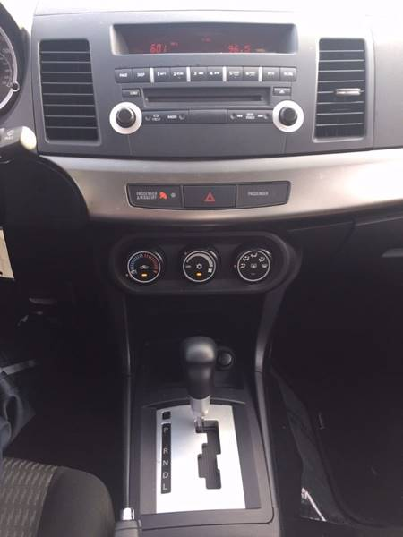 2013 Mitsubishi Lancer ES 4dr Sedan CVT - Hialeah FL