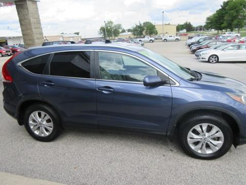 2012 Honda CR-V for sale in Waverly IA