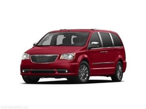 2011 Chrysler Town and Country for sale in Waverly IA
