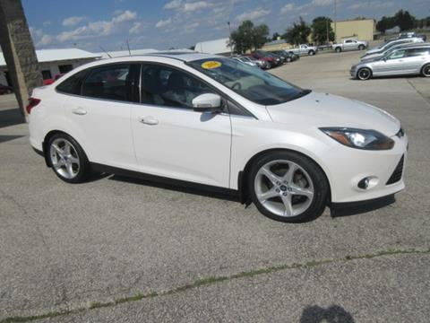 2014 Ford Focus for sale in Waverly, IA