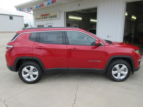 2018 Jeep Compass for sale in Waverly, IA