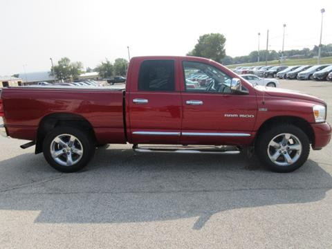 2007 Dodge Ram Pickup 1500 for sale in Waverly IA