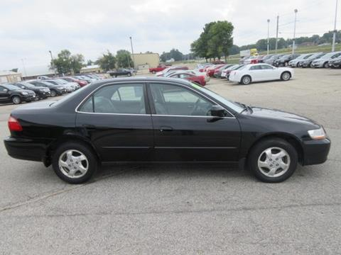 2000 Honda Accord for sale in Waverly, IA