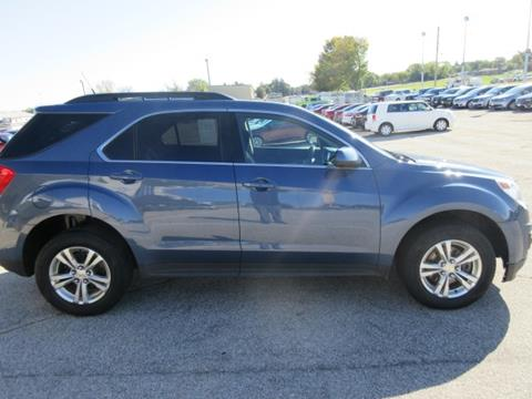 2011 Chevrolet Equinox for sale in Waverly IA