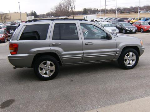 2001 Jeep Grand Cherokee for sale in Waverly, IA