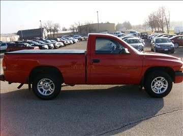 2001 Dodge Dakota for sale in Waverly, IA