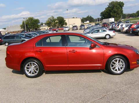 2011 Ford Fusion for sale in Waverly IA