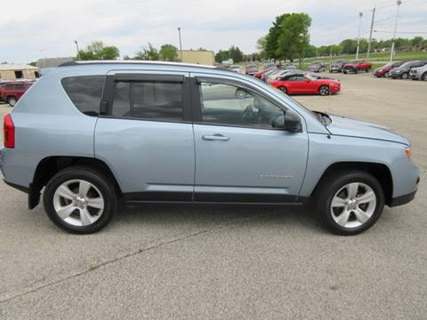 2013 Jeep Compass for sale in Waverly IA