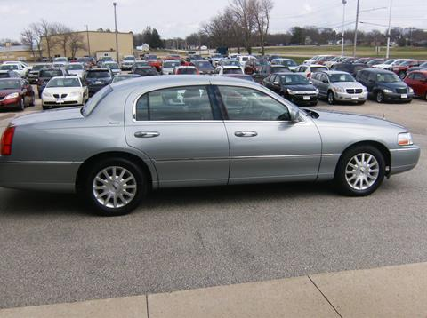 2006 Lincoln Town Car for sale in Waverly IA