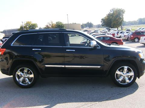 2011 Jeep Grand Cherokee for sale in Waverly IA
