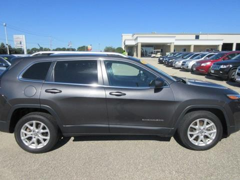 2015 Jeep Cherokee for sale in Waverly IA