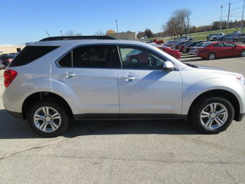 2015 Chevrolet Equinox for sale in Waverly IA
