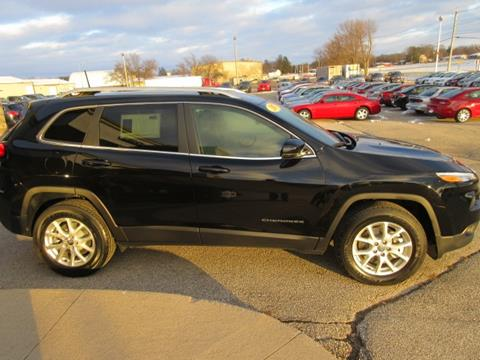 2017 Jeep Cherokee for sale in Waverly, IA