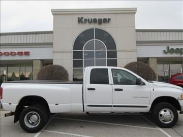 2004 Dodge Ram Pickup 3500 for sale in Waverly, IA