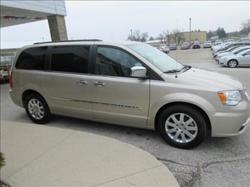 2012 Chrysler Town and Country for sale in Waverly, IA