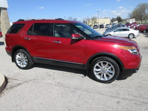 2011 Ford Explorer for sale in Waverly, IA