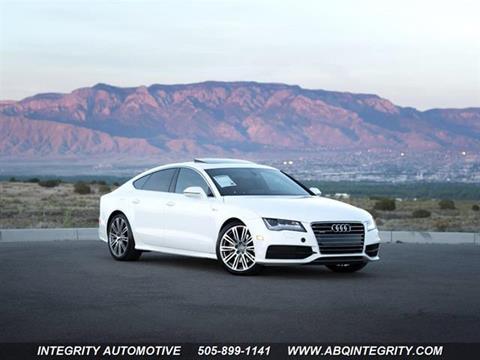2012 Audi A7 for sale in Albuquerque, NM
