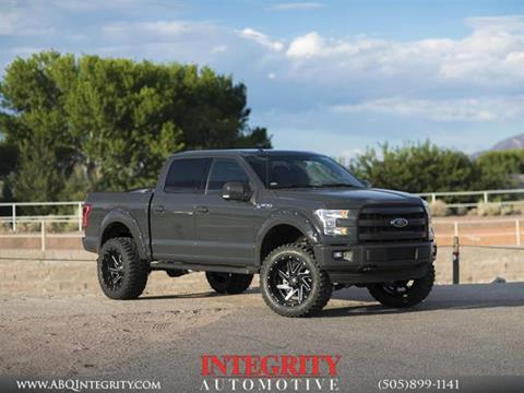 2017 Ford F-150 for sale in Albuquerque, NM