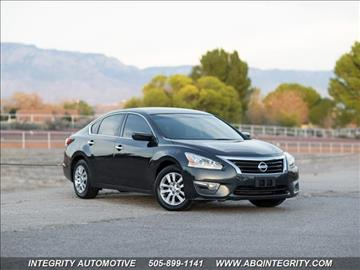 2014 Nissan Altima for sale in Albuquerque, NM