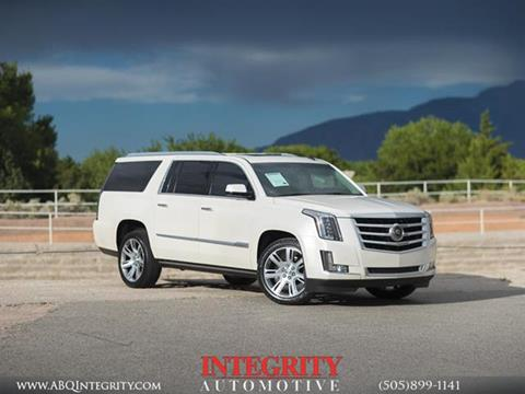 2015 Cadillac Escalade ESV for sale in Albuquerque, NM