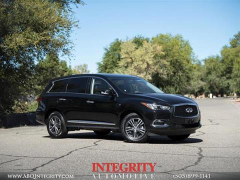 2017 Infiniti QX60 for sale in Albuquerque, NM