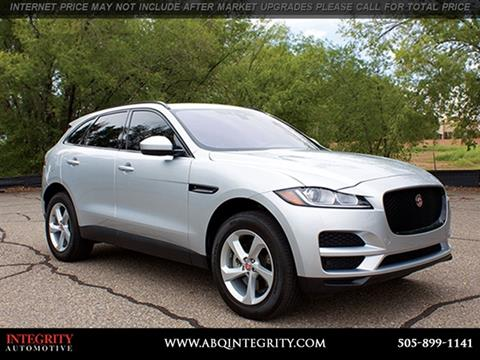 2017 Jaguar F PACE For Sale In Albuquerque, NM