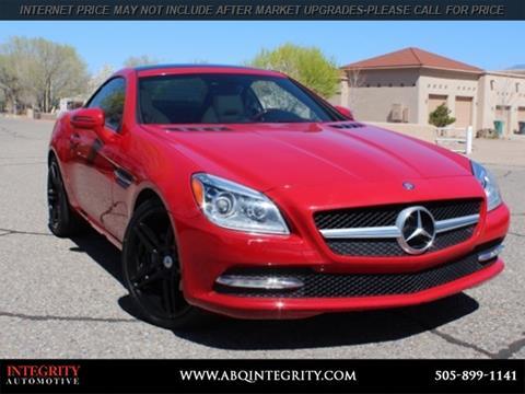 2015 Mercedes-Benz SLK for sale in Albuquerque, NM