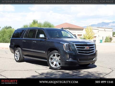 2019 Cadillac Escalade ESV for sale in Albuquerque, NM