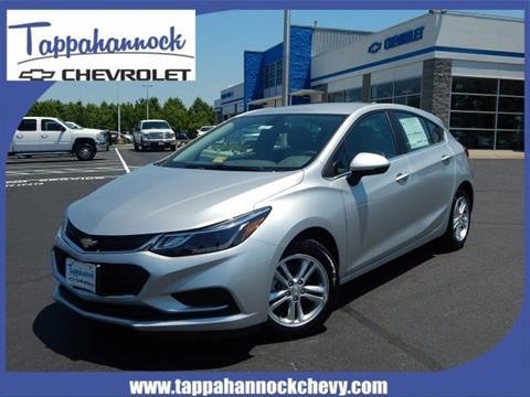 2017 Chevrolet Cruze for sale in Tappahannock, VA