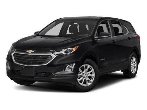 2018 Chevrolet Equinox for sale in Tappahannock, VA