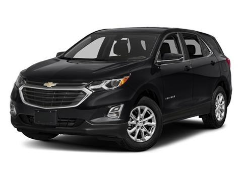 2018 Chevrolet Equinox for sale in Tappahannock, VA