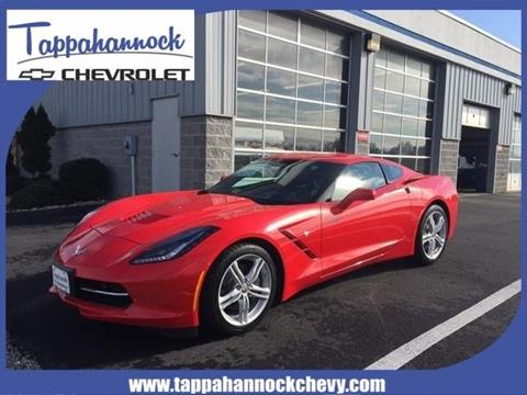 2017 Chevrolet Corvette for sale in Tappahannock, VA