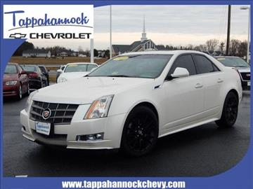 2011 Cadillac CTS for sale in Tappahannock, VA