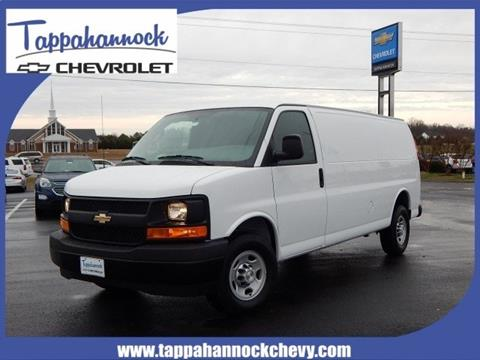 2017 Chevrolet Express Cargo for sale in Tappahannock, VA