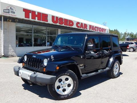 2013 Jeep Wrangler Unlimited for sale in Mechanicsville, MD