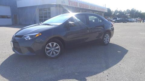 2014 Toyota Corolla for sale in Mechanicsville, MD