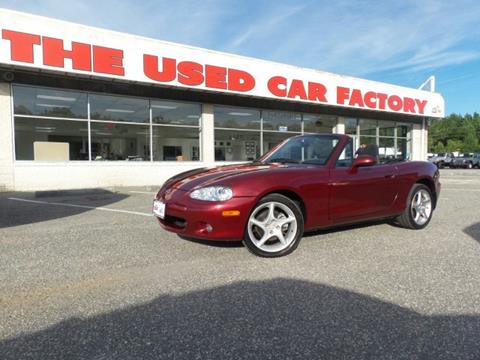 2003 Mazda MX-5 Miata for sale in Mechanicsville, MD