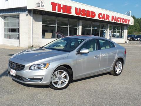 2015 Volvo S60 for sale in Mechanicsville, MD