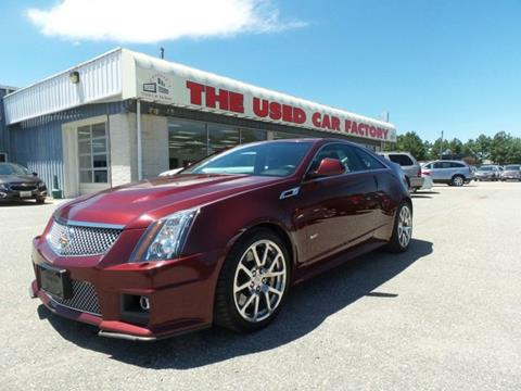 2014 Cadillac CTS-V for sale in Mechanicsville, MD
