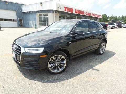 2017 Audi Q3 for sale in Mechanicsville, MD